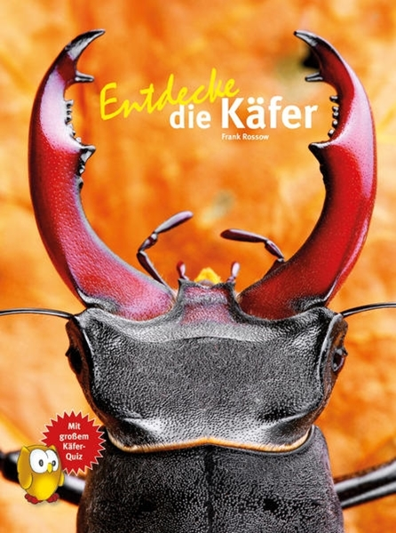 Bild von Rossow, Frank: Entdecke die Käfer