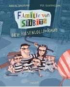 Bild von Sparring, Anders : Familie von Stibitz - Der Riesenlolli-Raub