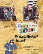 Bild von Sparring, Anders : Familie von Stibitz - Ein hundsgemeiner Polizist