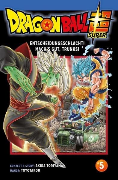 Bild von Akira Toriyama (Original Story) : Dragon Ball Super 5