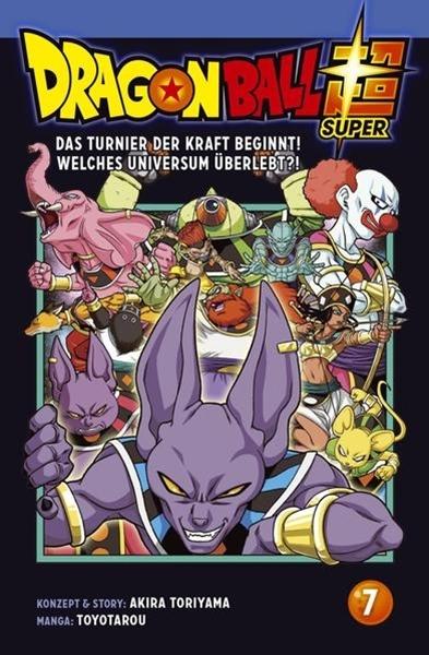 Bild von Akira Toriyama (Original Story) : Dragon Ball Super 7