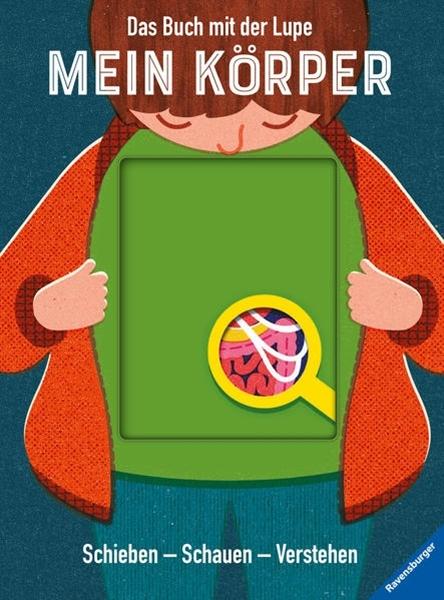 Bild von Dickmann, Nancy : Das Buch mit der Lupe: Mein Körper