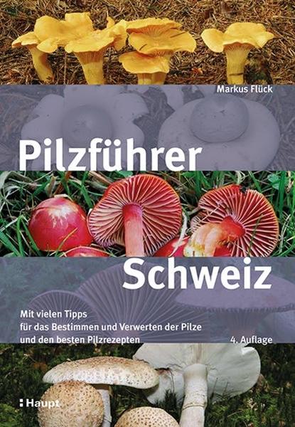Bild von Flück, Markus: Pilzführer Schweiz