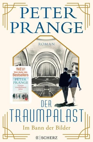 Bild von Prange, Peter: Der Traumpalast